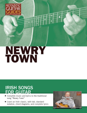 Irish Songs for Guitar: Newry Town