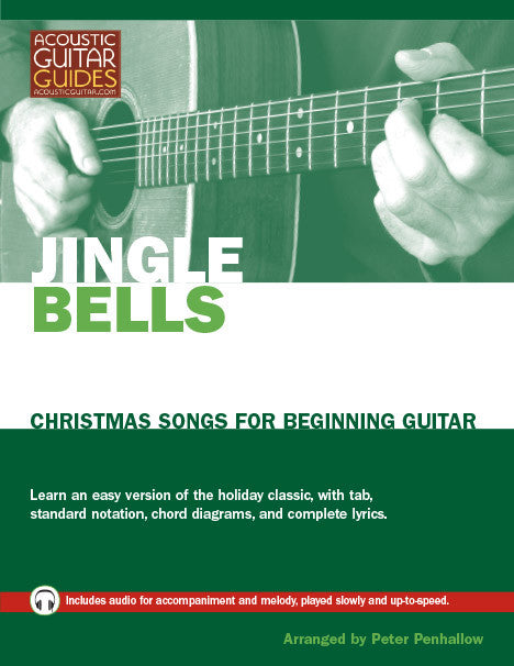 Christmas Songs for Beginning Guitar: Jingle Bells