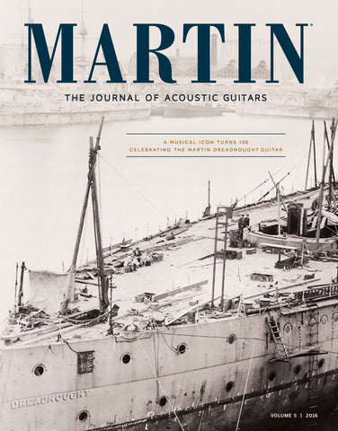 MARTIN™ - The Journal of Acoustic Guitars Vol. 5