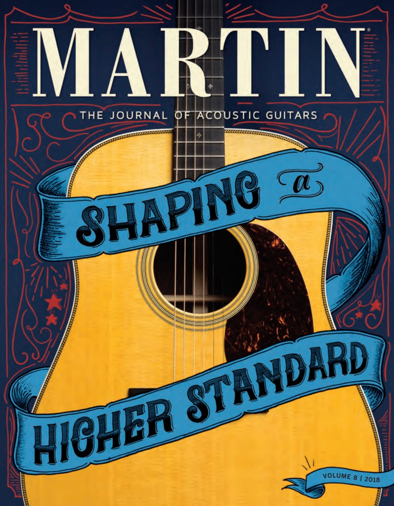 MARTIN™ - The Journal of Acoustic Guitars Vol. 8