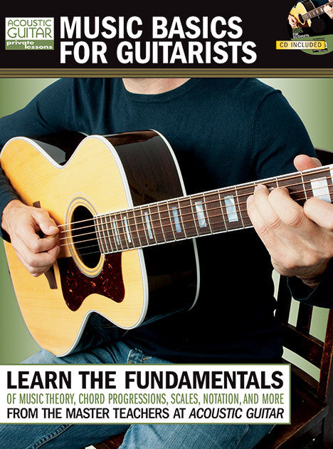 Music Basics for Guitarists: Complete Edition