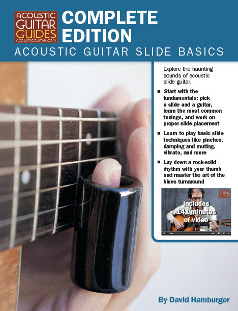 Acoustic Guitar Slide Basics: Complete Edition