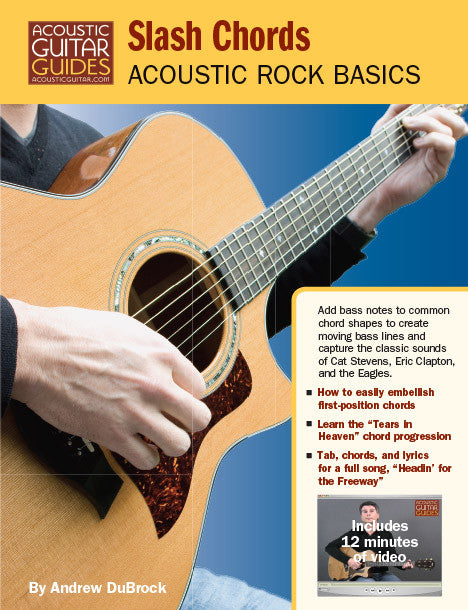 Acoustic Rock Basics: Slash Chords