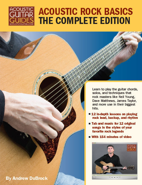 Acoustic Rock Basics: Complete Edition