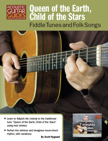 Fiddle Tunes and Folk Songs: Queen of the Earth, Child of the Stars