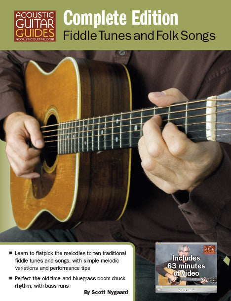 Fiddle Tunes and Folk Songs: Complete Edition