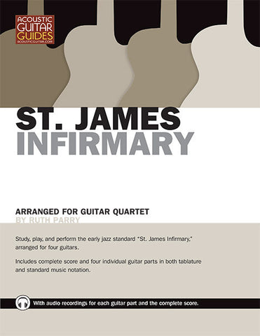 Guitar Quartet: St. James Infirmary