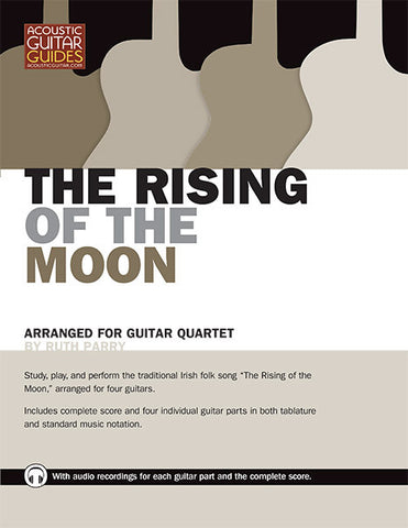 Guitar Quartet: The Rising of the Moon