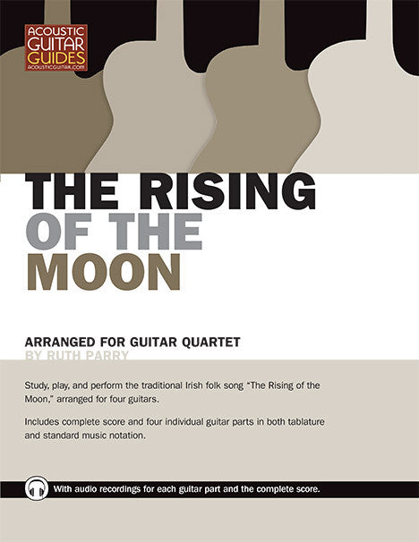 Guitar Quartets: The Rising of the Moon