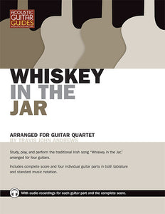 Guitar Quartets: Whiskey in the Jar