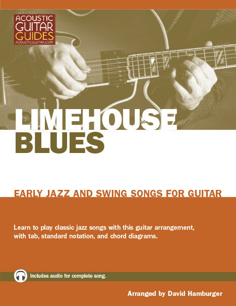 Early Jazz and Swing Songs for Guitar: Limehouse Blues