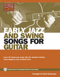 Early Jazz and Swing Songs for Guitar