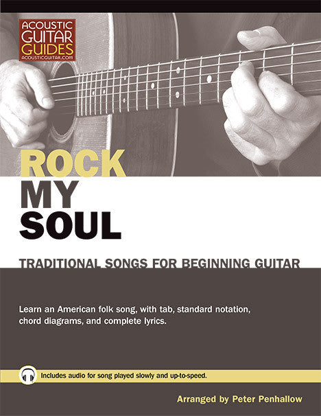 Traditional Songs for Beginning Guitar: Rock My Soul