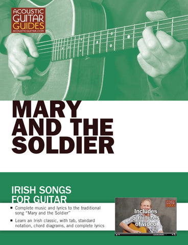 Irish Songs for Guitar: Mary and the Soldier