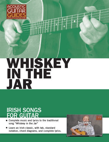 Irish Songs for Guitar: Whiskey in the Jar
