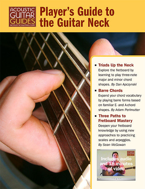 Player's Guide to the Guitar Neck