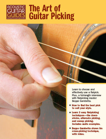 The Art of Guitar Picking