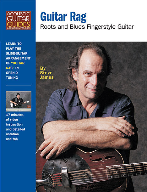 Roots and Blues Fingerstyle Guitar: Guitar Rag