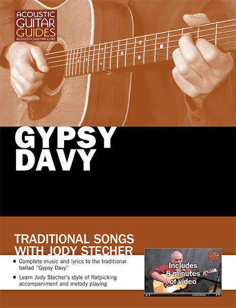 Traditional Songs with Jody Stecher: Gypsy Davy