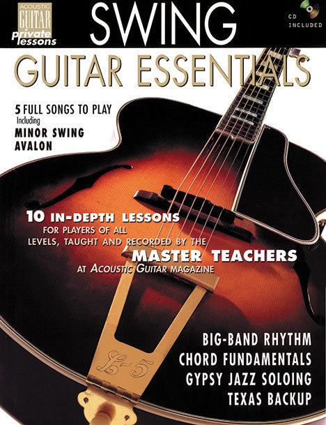 Swing Guitar Essentials: Complete Edition