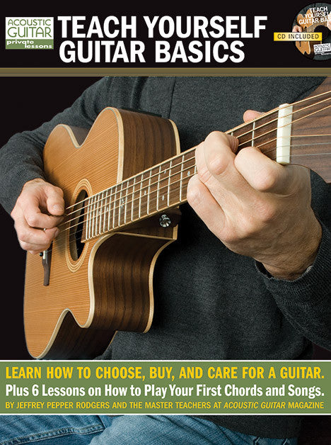 Teach Yourself Guitar Basics: Complete Edition