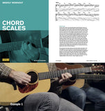 Weekly Workouts:  Chord Scales