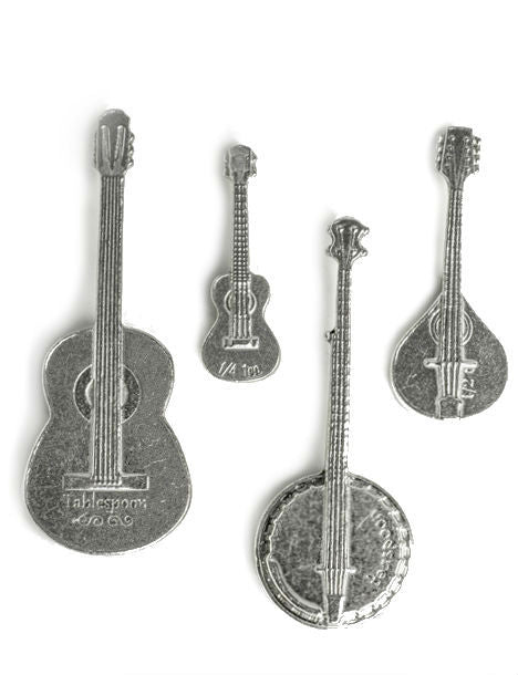 Musical Measuring Spoon Set