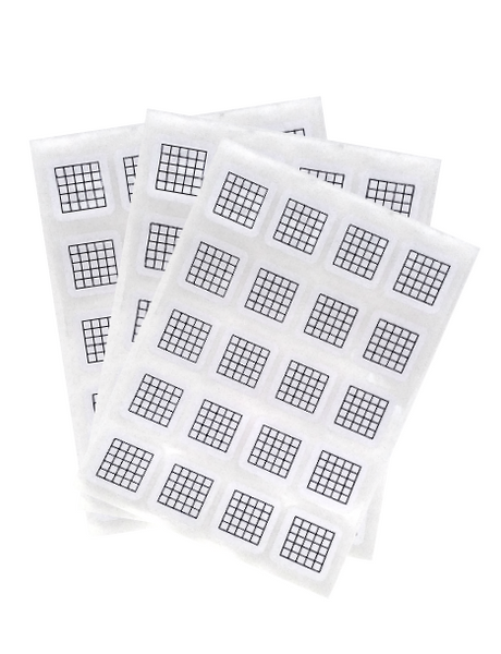 Guitar Chord Diagram Stickers