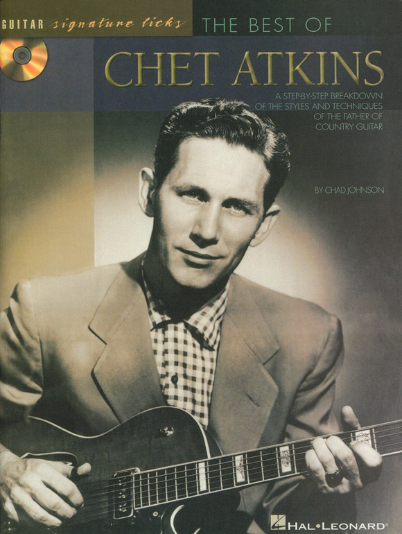 Guitar Signature Licks - The Best of Chet Atkins: Complete Edition