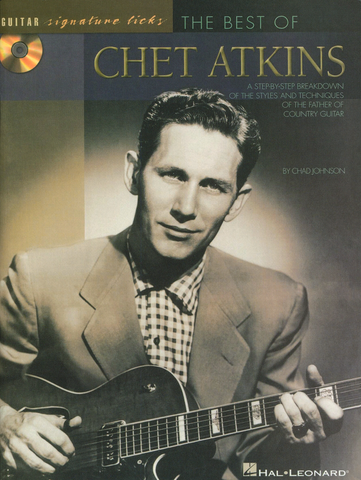 Guitar Signature Licks: The Best of Chet Atkins