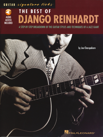 Guitar Signature Licks: The Best of Django Reinhardt