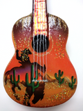 Western Guitar Ornament
