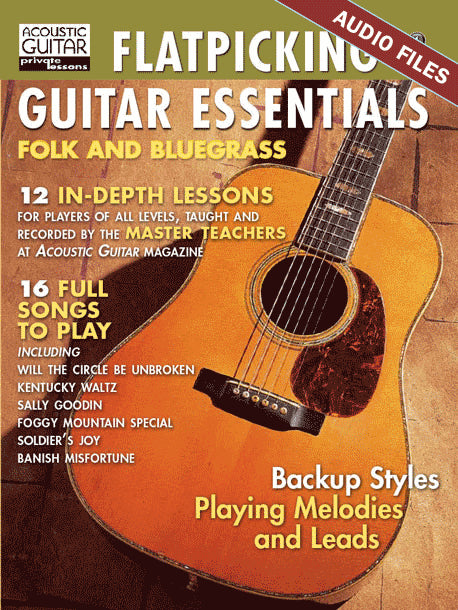 Flatpicking Guitar Essentials: Complete Audio Tracks