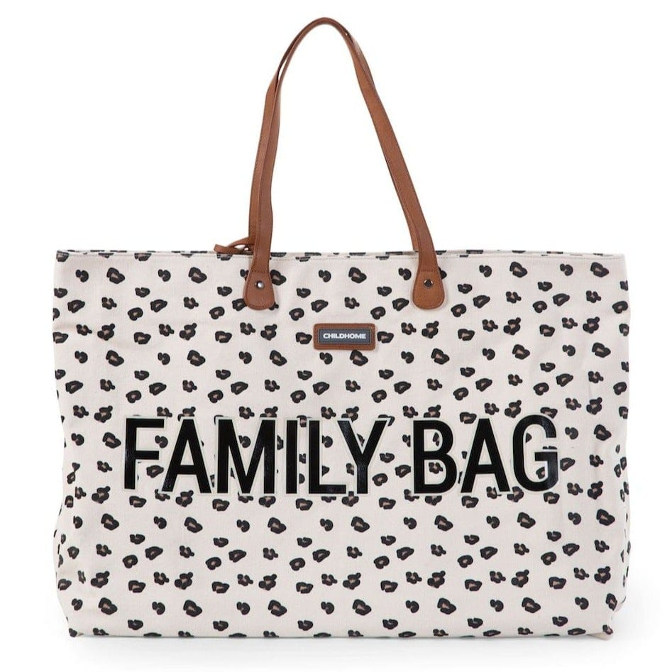 Sac à langer - Family Bag - Léopard  - Childhome