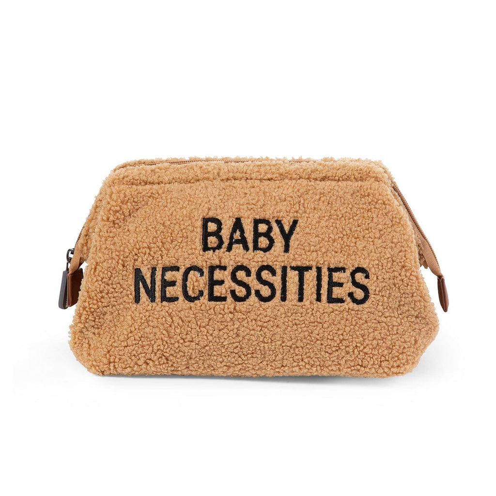 Trousse de toilette - Baby Necessities - Teddy Beige - Childhome