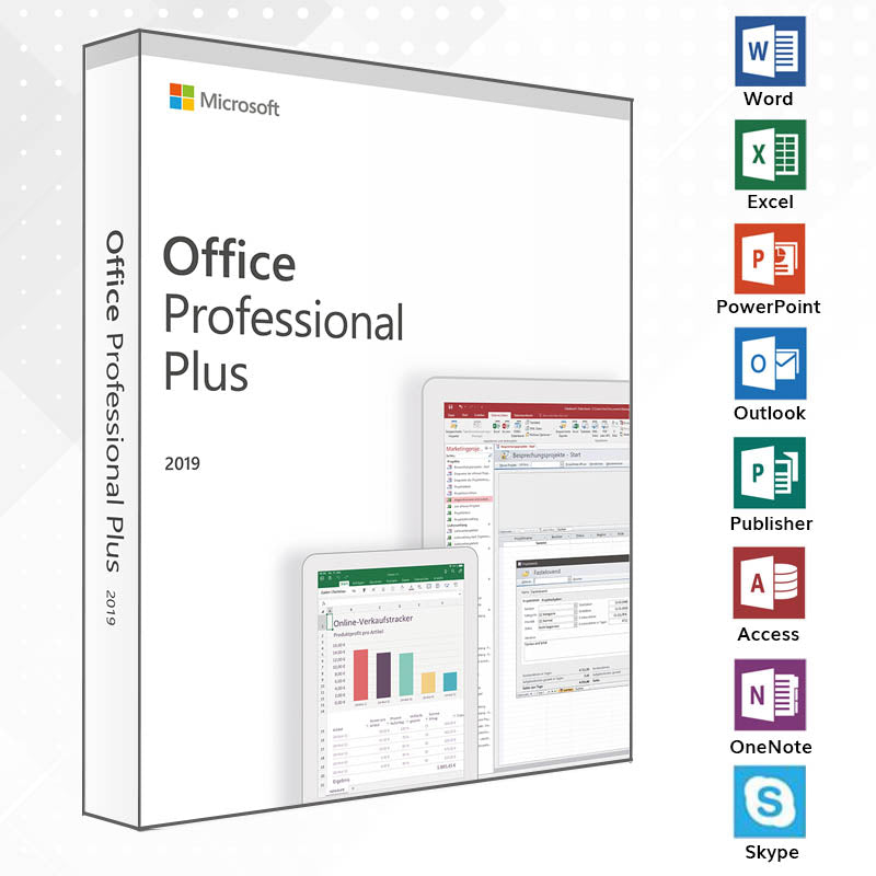 Office 2019 Professional Plus Vollversion