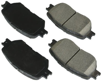 ProGrade Ceramic Brake Pad For Lexus GS300, IS250 & Toyota Camry (Front)
