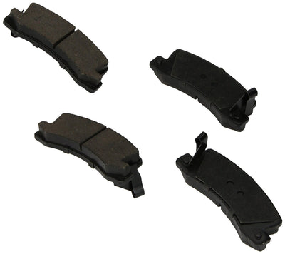 ProGrade Ceramic Brake Pads (Rear) For LEXUS-ES250, ES300, RX300 (03-90); TOYOTA-CAMRY, CELICA, SOLARA (00-88)