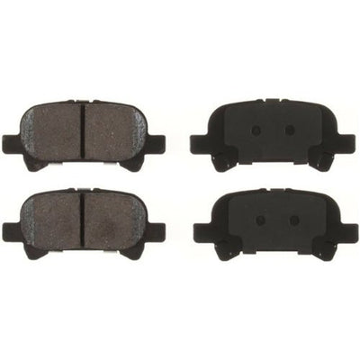 ProGrade Ceramic Brake Pads (Rear) For TOYOTA-AVALON, CAMRY, SOLARA (08-00)