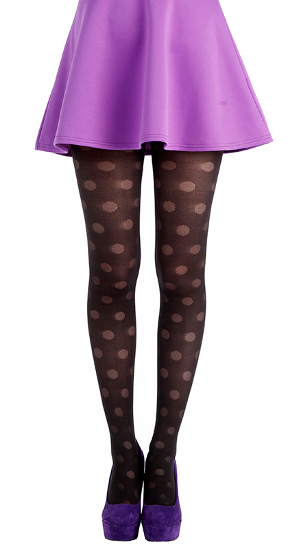 PALLONI TIGHTS BLACK ONE SIZE