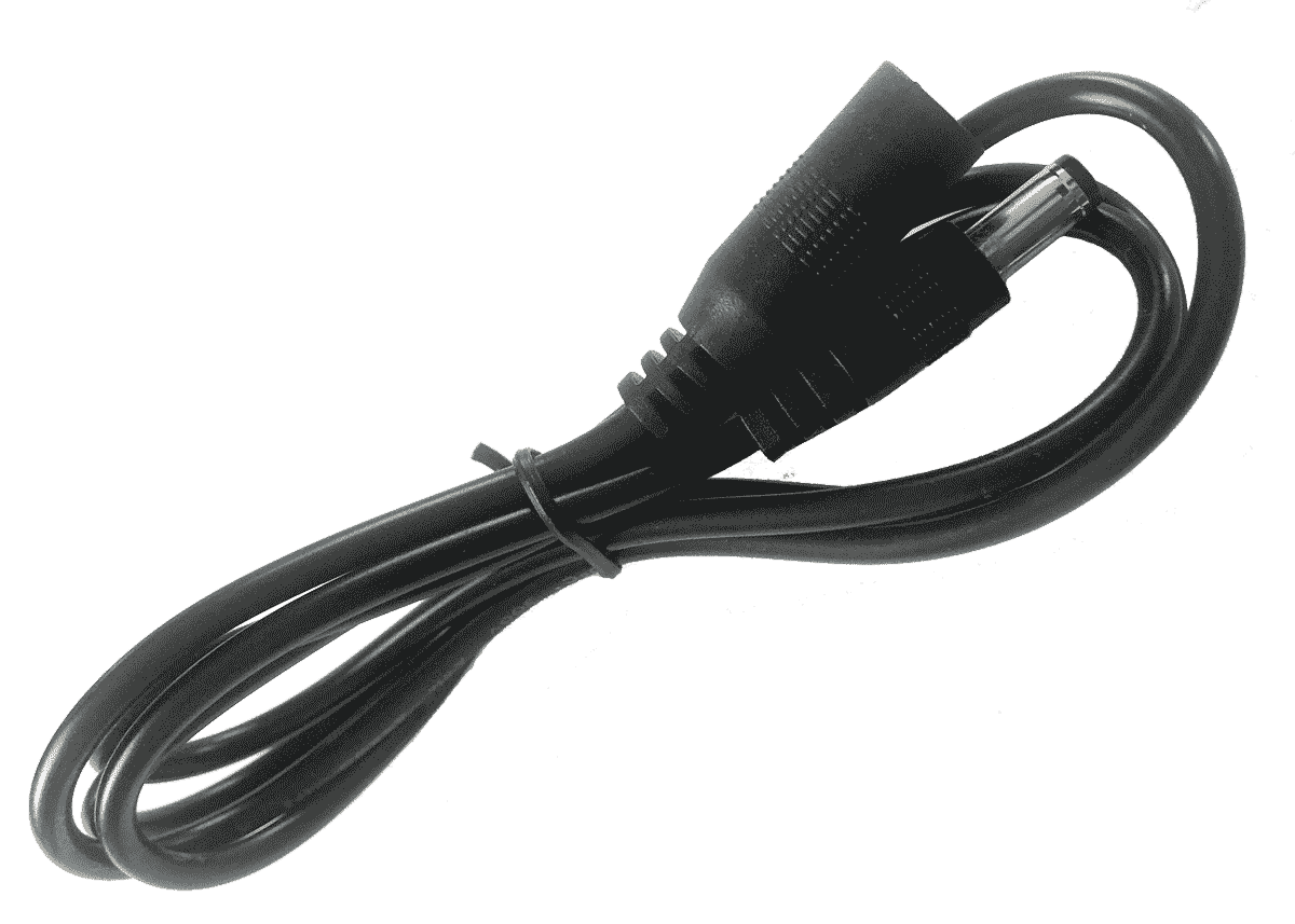 Extension cord for power adapter  3'