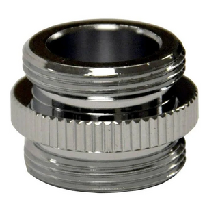 "Adapter: 3/4""-27 male - to 3/4""-27 male"