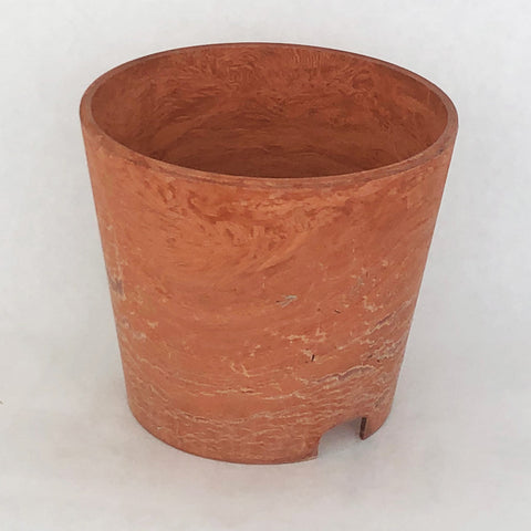 AquaPurr Decorator: Cache Pot - Terra Cotta