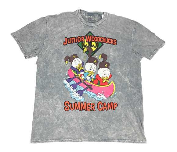 Disney Ducktales Huey Dewey Louie Junior Woodchucks Men's T Shirt - tshirtconnect