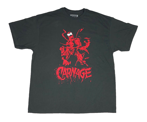 Marvel Comics Carnage Cletus Kasady Men's T Shirt - tshirtconnect