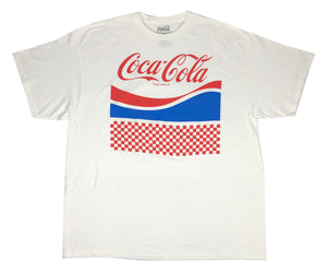 Coke Enjoy Refreshing Coca-Cola Logo Retro Classic Drink Men's T Shirt - tshirtconnect