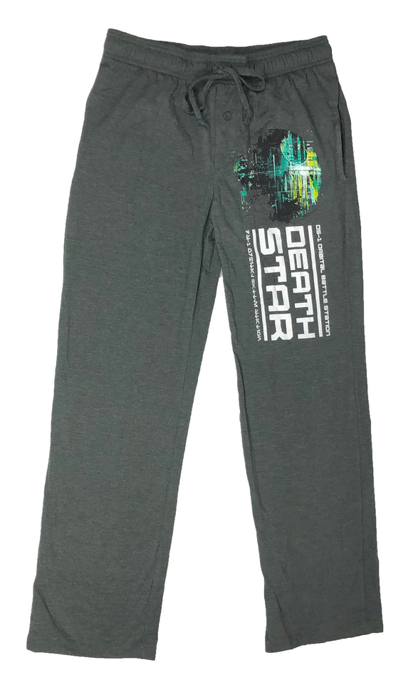 Star Wars Death Star Battle Station Pajama Bottom Men's Lounge Pants - tshirtconnect