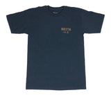 Brixton Service Co TM Logo Short Sleeve Men's T Shirt - tshirtconnect