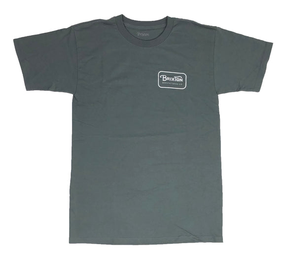 Brixton Standard S/S Short Sleeve Men's T Shirt - tshirtconnect