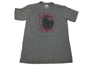 Star Wars Dark Side Death Star Men's Polyester Workout Shirt - tshirtconnect